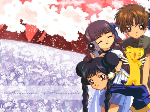 CLAMP, Madhouse, Cardcaptor Sakura, Tomoyo Daidouji, Keroberos Wallpaper