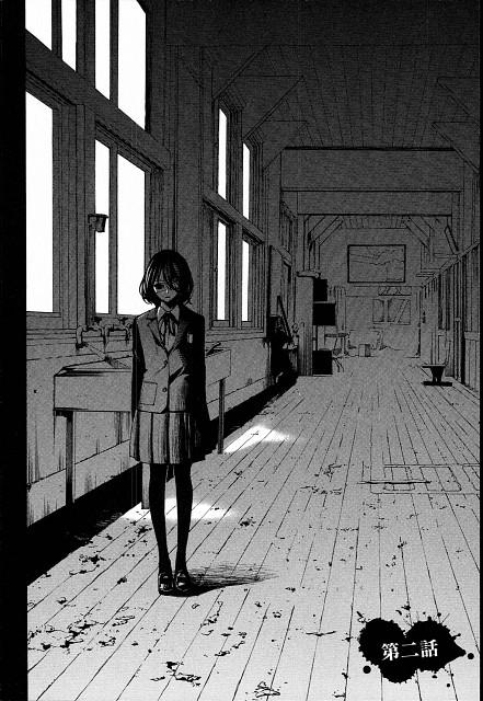 Hiro Kiyohara, P.A. Works, Another, Mei Misaki