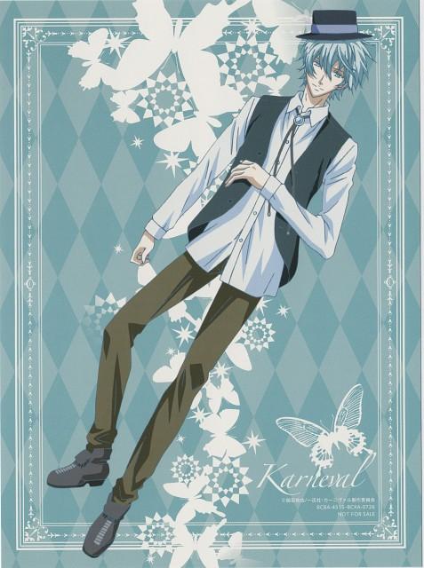 Touya Mikanagi, Manglobe, Karneval, Karoku, DVD Cover