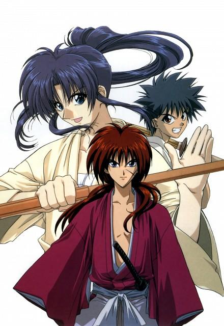 Atsuko Nakajima, Nobuhiro Watsuki, Studio Gallop, Studio Deen, Rurouni Kenshin
