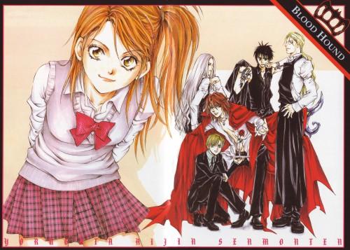 Kaori Yuki, Blood Hound, Suou (Blood Hound), Rion Kanou