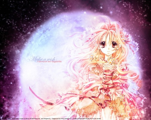 Arina Tanemura, Full Moon wo Sagashite, Full Moon (Character) Wallpaper