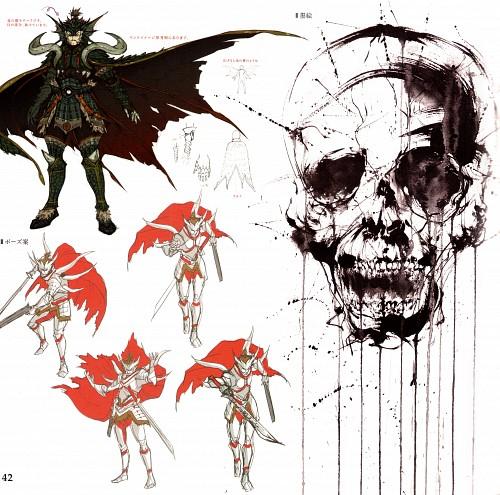 Yuki Nishimoto, Capcom, Production I.G, Sengoku Basara, Nobunaga Oda (Sengoku Basara)