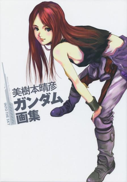 Haruhiko Mikimoto, Sunrise (Studio), Mobile Suit Gundam 0080, Mobile Suit Gundam - Universal Century, Christina Mackenzie