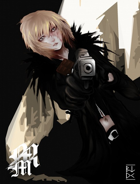 Takeshi Obata, Madhouse, Death Note, Mello, Member Art