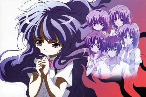 07th Expansion, Studio Deen, Higurashi no Naku Koro ni, Higurashi no Naku Koro ni Illustrations, Mion Sonozaki