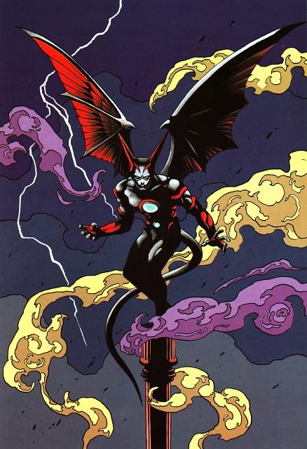 Masakazu Katsura, Zetman, R-side, Manga Cover