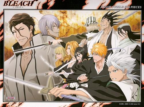 Studio Pierrot, Bleach, Ichigo Kurosaki, Byakuya Kuchiki, Gin Ichimaru