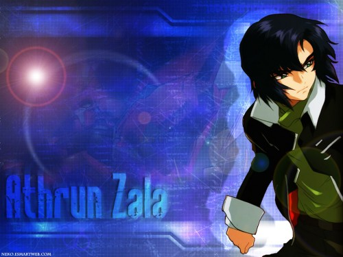 Sunrise (Studio), Mobile Suit Gundam SEED Destiny, Athrun Zala Wallpaper