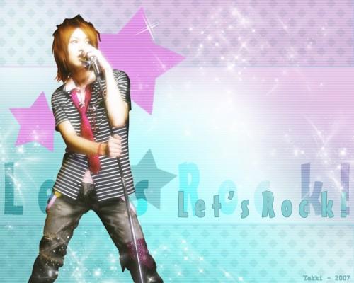 Takuya (J-Pop Idol) Wallpaper