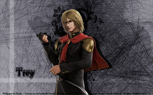 Square Enix, Final Fantasy Type-0, Trey Wallpaper