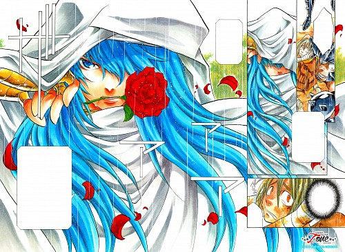Shiori Teshirogi, TMS Entertainment, Saint Seiya: The Lost Canvas, Pefko, Pisces Albafica