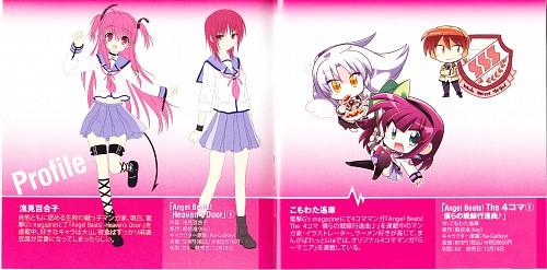 Na-Ga, Key (Studio), Angel Beats!, Yui (Angel Beats!), Masami Iwasawa