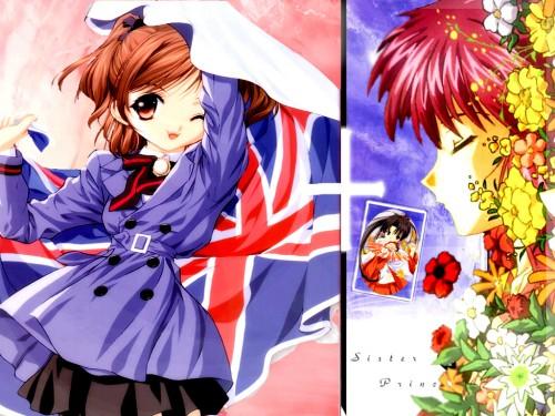 Naoto Tenhiro, Sister Princess, Yotsuba (Sister Princess), Haruka (Sister Princess), Chikage Wallpaper