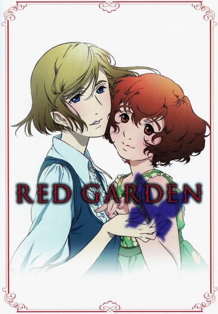 Kirihito Ayamura, Gonzo, Red Garden, Kate Ashley, Rose Sheedy