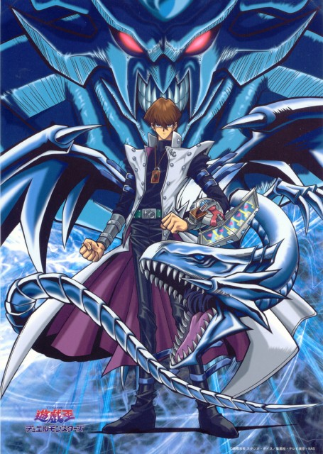 Kazuki Takahashi, Studio Gallop, Yu-Gi-Oh! Duel Monsters, Obelisk the Tormentor, Blue-Eyes White Dragon