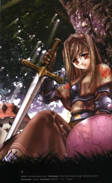 Kazumi, Ragnarok Online, Swordman (Ragnarok Online), Poring