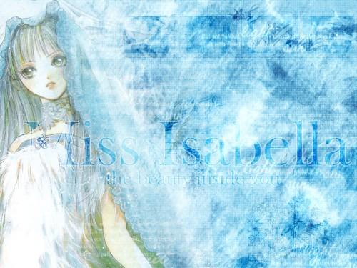 Chigusa, Dolly Kiss Wallpaper