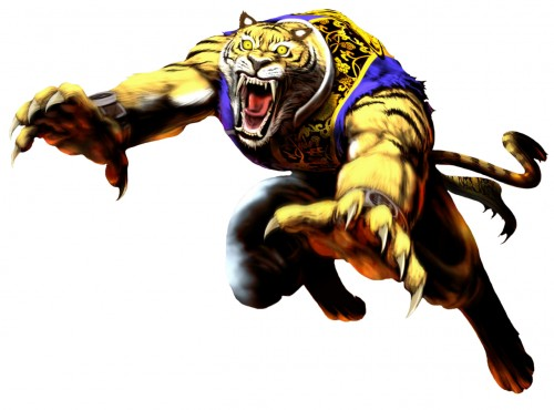 Bloody Roar, Long Shin