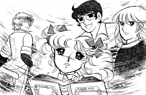Yumiko Igarashi, Candy Candy, William Albert Ardlay, Terrence G. Grandchester, Stear Cornwell