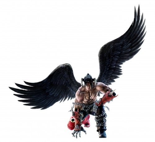 Namco, Tekken, Jin Kazama, Official Digital Art