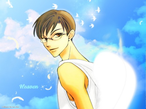 Hatori Bisco, BONES, Ouran High School Host Club, Kyoya Ootori Wallpaper