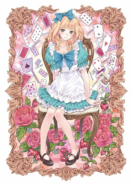 Mel Kishida, Moeru Meisaku Bungaku - Heroine Collection, Traditional White, Comic Market 79