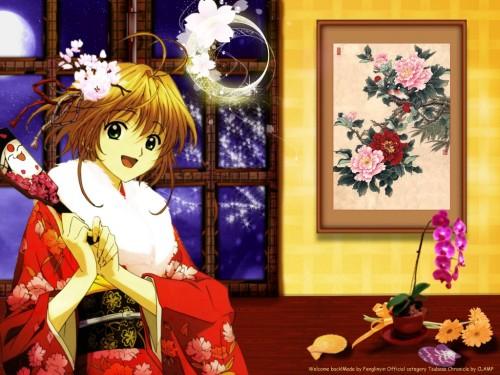 CLAMP, Bee Train, Tsubasa Reservoir Chronicle, Sakura Kinomoto Wallpaper