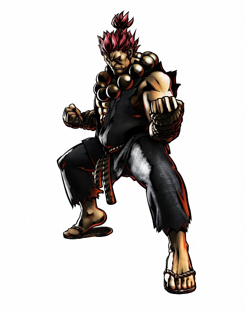 Capcom, Marvel vs Capcom 3, Akuma (Street Fighter)