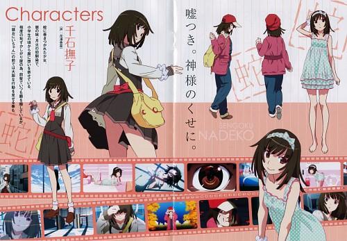 Akio Watanabe, Shaft (Studio), Bakemonogatari, Nadeko Sengoku, Character Sheet