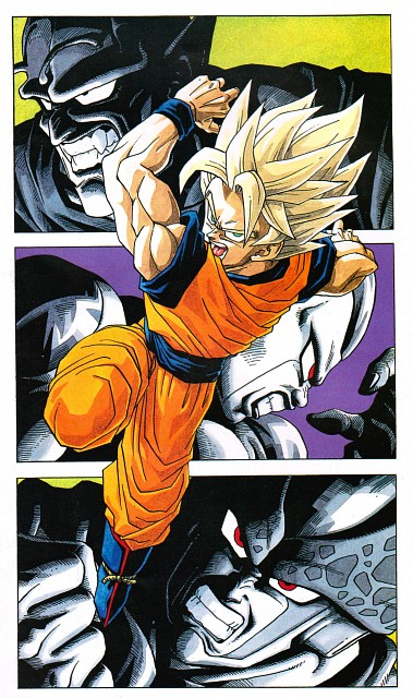 Akira Toriyama, Toei Animation, Dragon Ball, Cell, Frieza
