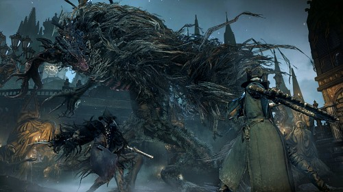 FromSoftware, Bloodborne, Cleric Beast, Eileen The Crow, The Hunter