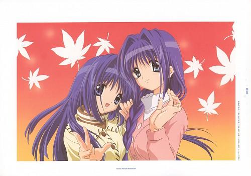 Kazumi Ikeda, Kyoto Animation, Key (Studio), Kanon: Visual Memories, Kanon