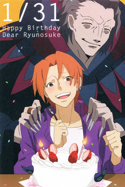 Ufotable, TYPE-MOON, Fate/Zero, Ryuunosuke Uryuu, Caster (Fate/Zero)