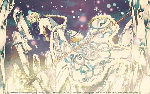 CLAMP, Tsubasa Reservoir Chronicle, Fay D. Flourite Wallpaper