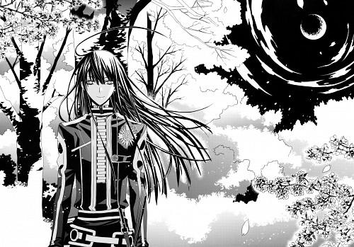 D Gray-Man, Yu Kanda, Doujinshi