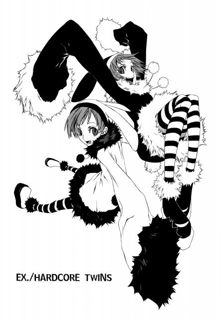 Miwa Shirow, Dogs: Bullets and Carnage, Luki & Noki