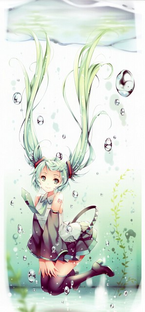 Tidsean, Light Room Plus, Vocaloid, Miku Hatsune, Doujinshi
