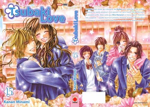Kanan Minami, Kyou Koi wo Hajimemasu, Nishiki Hasegawa, Tsubaki Hibino, Miho Ichikura