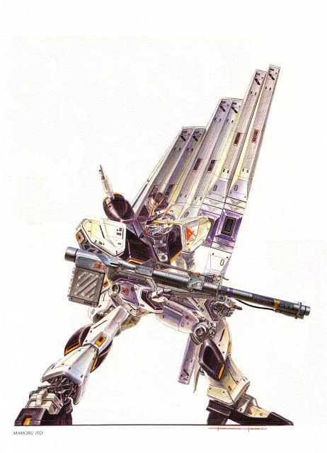 Mobile Suit Gundam - Universal Century, Mobile Suit Gundam Char's Counterattack