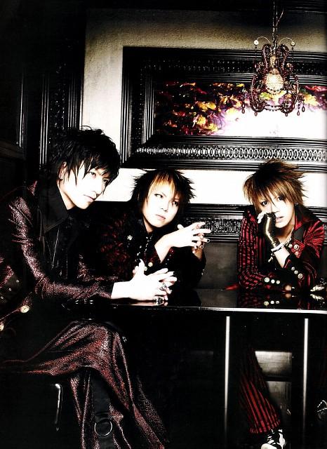 Nao, Shou, Tora, Alice Nine