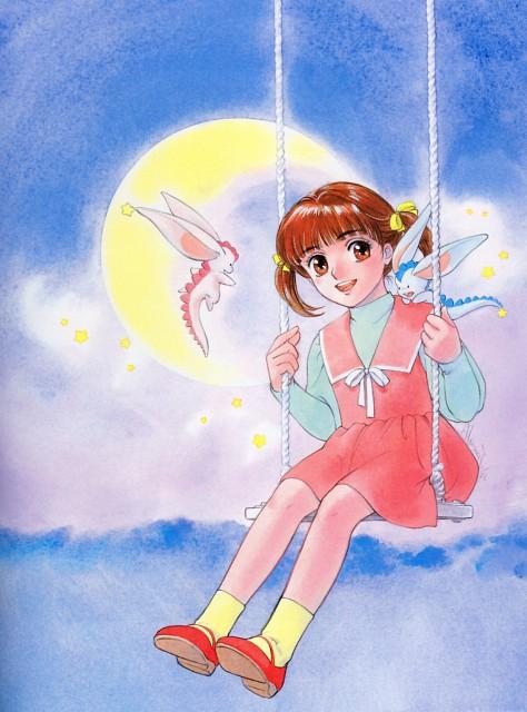 Akemi Takada, Fancy Lala, Miho Shinohara, Mogu, Pigu