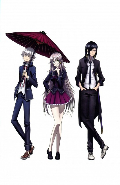 GoHands, K Project, A Memory of Kings - K Official Guide Book, Kuroh Yatogami, Neko (K Project)