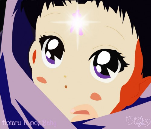 Toei Animation, Bishoujo Senshi Sailor Moon, Hotaru Tomoe, Vector Art