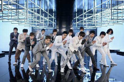 Sungmin, Hangeng, Shindong, Yesung, Super Junior