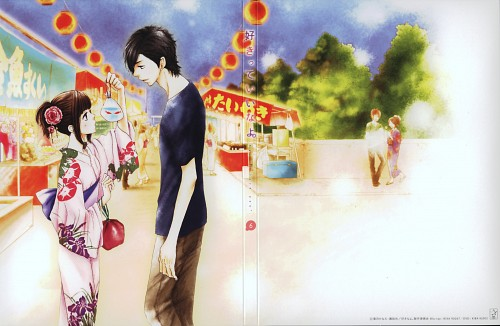 Kanae Hazuki, Zexcs, Say I Love You, Mei Tachibana, Yamato Kurosawa