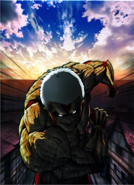 Hajime Isayama, Production I.G, Shingeki no Kyojin, Reiner Braun, DVD Cover