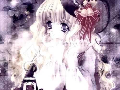 Carnelian, Yami to Boushi to Hon no Tabibito, Kogechibi, Lilith (YamiBou) Wallpaper
