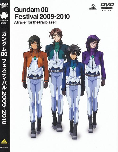 Sunrise (Studio), Mobile Suit Gundam 00, Setsuna F. Seiei, Lockon Stratos, Tieria Erde