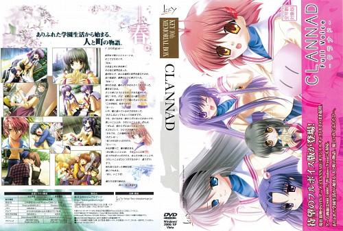 Hinoue Itaru, Key (Studio), Clannad, Kyou Fujibayashi, Youhei Sunohara